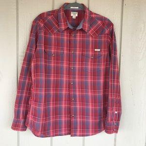 Lucky Brand Western Style Shirt size Medium